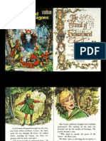AD D Storybook the Forest of Enchantment