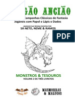 Dragao Anciao Vol.ii - Monstros e Tesouros