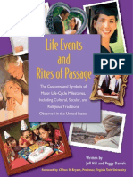 Jeff Hill-Life Events and Rites of Passage_ the Customs and Symbols of Major Life-Cycle Milestones, Including Cultural, Secular, And Religious Traditions Observed in the United States (2007)
