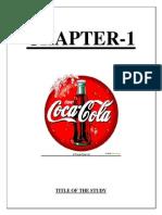 Coke Finacials