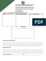Formato Instrucciones Para Definir El Tema de Investigacion (1)