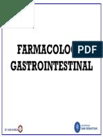 Farmacologia Clase 20 Gastrointestinal