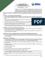 Modelo Edital Tecnico Administrativo