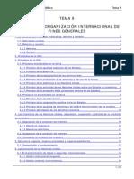 TEMA 9 La ONU Como Organizacion Internacional de Fines Generales