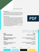 Listerine Brand Portal