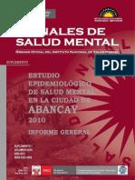 Epidemiología Abancay Peru 2011