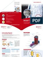 Veolia Water 2573,Biosep_Pack3_EN Membrane Bioreactor