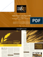 Are you ready for new crop?