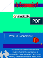 What is Economics.teacher