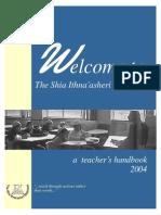 Teachers Handbook 2004