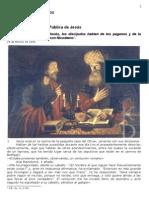 116 en Getsemani Con Los Discipulos. Coloquio Con Nicodemo