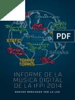 IFPI 2014