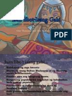 Isang Libo't Isang Gabi