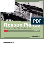 Reason Pianos Manual