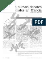 1b-Debates Pós Coloniais Em Franças