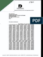 Caba - Defensoría Del Pueblo de La Ciudad Buenos Aires - Resolución Sobre Ley 341 Créditos - 2010