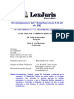 2012 Dts 139 Pueblo v. Velez Rodriguez, 2012tspr139 Acusación