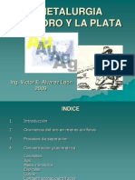Metalurgia Del Oro y La Plata_Cenfomin Vc_2009