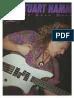 Stuart Hamm - The Bass Book - BRV