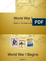 world war i ppt combined new