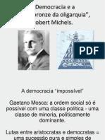 Ciencia Politica - Michels