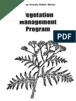 Kitsap County Vegetation Management