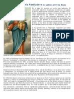 Devoción a María Auxiliadora