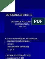 Clase 11 - Espondiloartropatías Sjb
