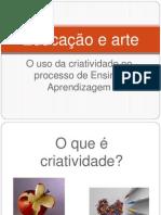 Educação e arte.pptx