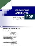 Ergonomia Ambiental