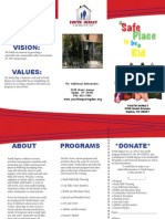 youth impact pamphlet