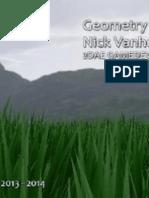 Nick Vanheer - Grass Geometry Shader