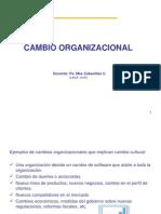 04. Cambio Organizacional