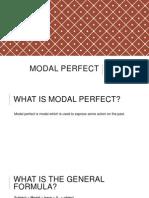 Modal Perfect