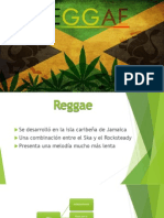 Presentacion de Reggae