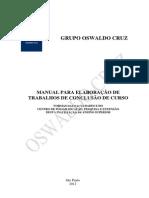 Manual Para Elaboracao Tcc