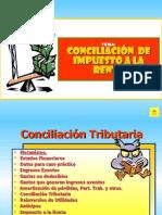 CONCILIACIÓN TRIBUTARIA