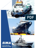 SIMA Catalogo Embarcaciones