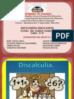 Grupo 7 Discalculia
