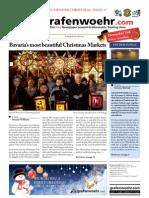 Newspaper grafenwoehr.com November/ December 2009