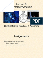 02 Complexity Analysis