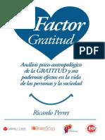 Ricardo Perret - El Factor Gratitud