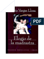 Vargas Llosa.elogio de La Madrastra
