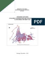 1104Analisis y Estimacion Longitudes Categorias Red Vial Inf Estudio