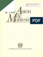 Carmen León- Art. Montesinos B