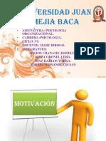 Teorías de La Motivación DIAPOS MAÑANA Yosi Lidia Susan Yorka (1)