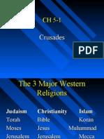 CH 5-1 Crusades