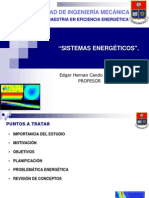 SISTEMAS ENERGETICOS 1