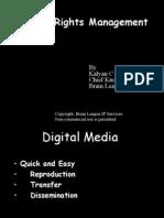 Digital Rights Mangement