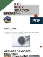 Taller de Oratoria y Comunicacion Eficaz DIAPOSITIVAS.ppsx
